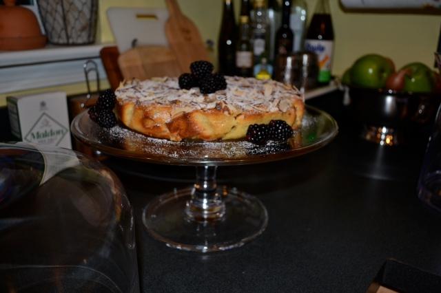 Almond Cake Home